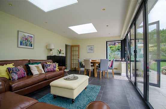 Rear Extension Living Room